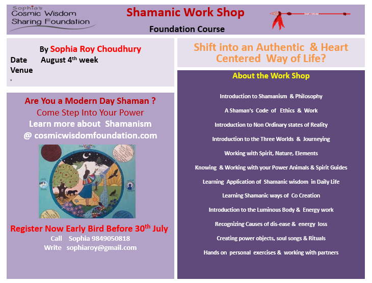 Shamanic Workshop