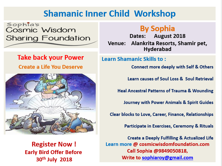 Shamanic Inner Child Workshop
