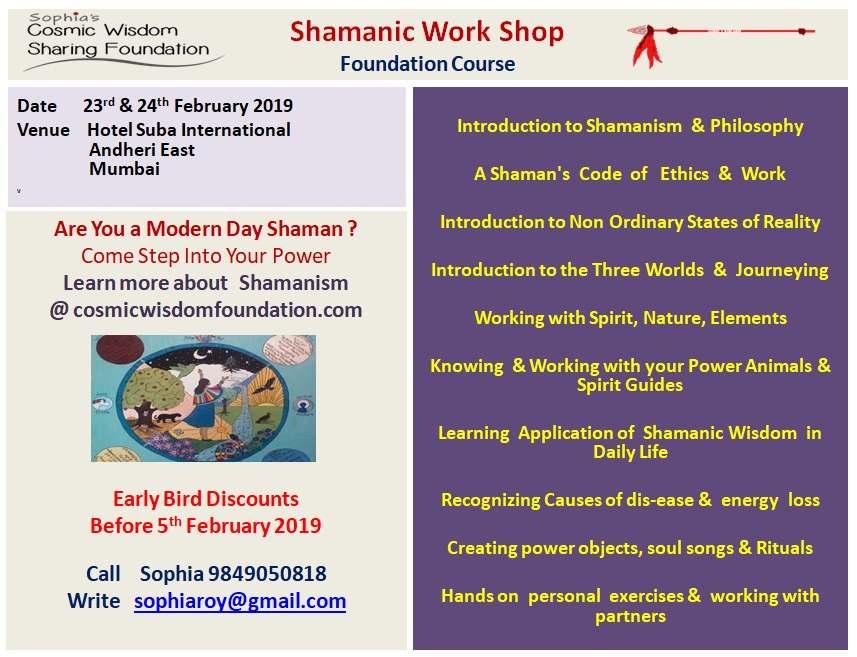 Foundation course in Shamanism